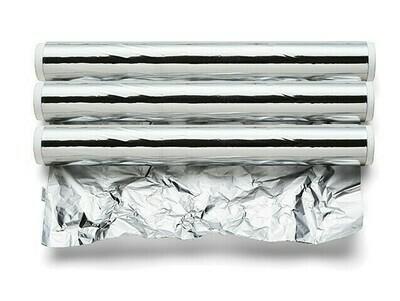 3 Rotolo Alluminio Ricarica 150 mt