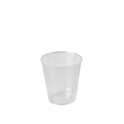 50 Bicchieri Kristal 40/50 ml Liquore