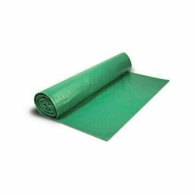 20 Sacchi Verde Rotolo Condominiale Robusto