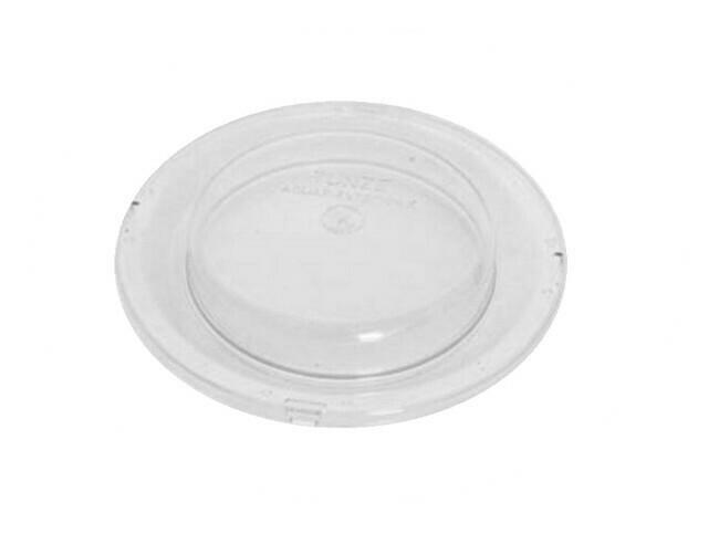 100 Coperchi Plastica per Bicchiere 110 ml