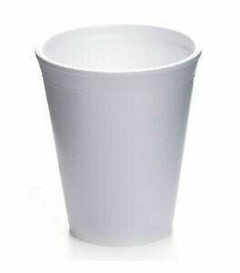 100 Bicchieri Termici Polistirolo 225 cc