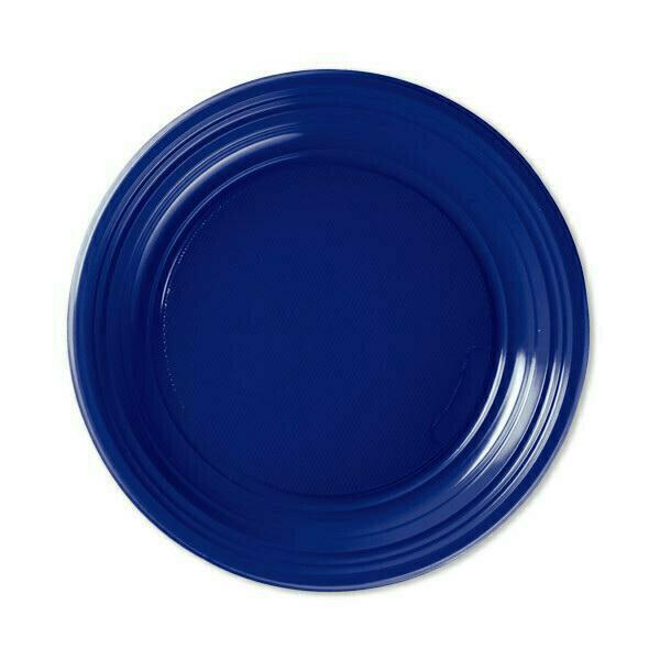 50 Piatti Dessert Blu