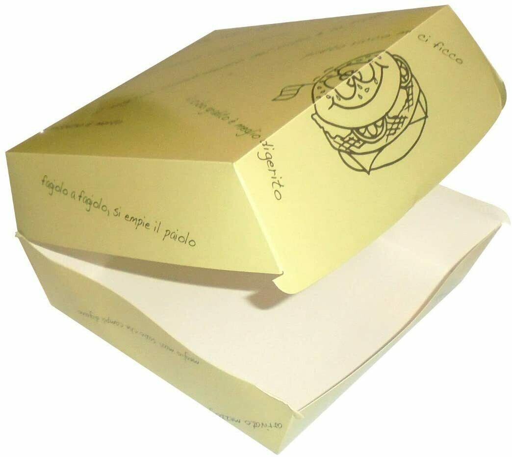 50 Box Panino Maxi Proverbi 160x150x90h