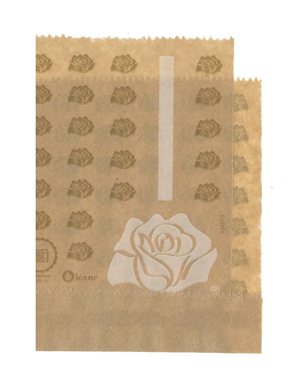 1500 prendi Snack Avana Antigrasso - Stampa Alta Moda cm 16x18