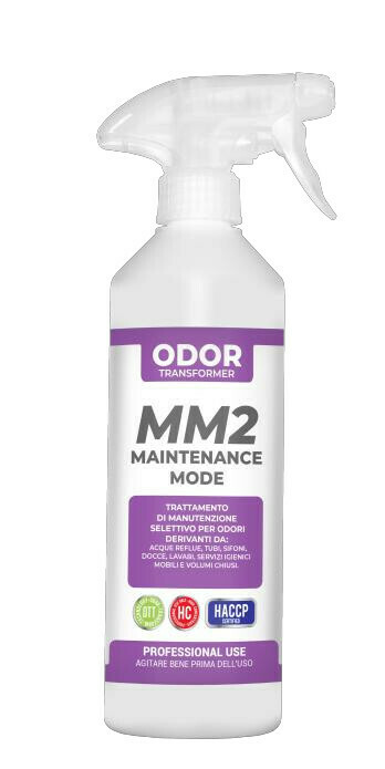 600 ml MM 2 - Odor Trasformer - Volumi Chiusi