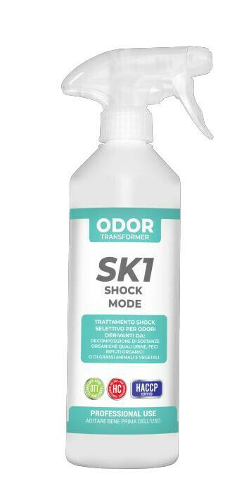 600 ml SK 1 - Odor Trasformer - Sostanze Organiche