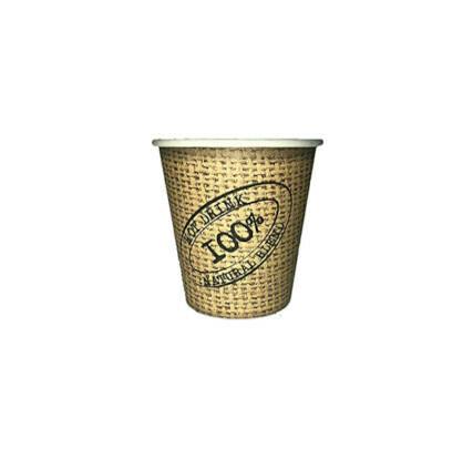 100 Bicchieri Caffè 80 ml Juta