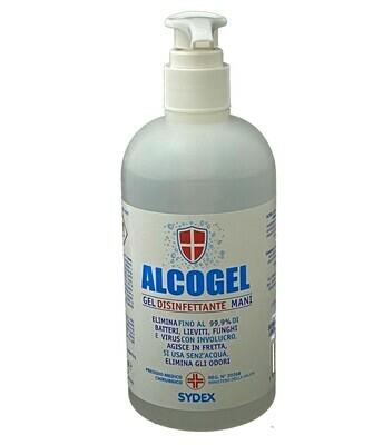Alcogel 500 ml Disinfettate Mani