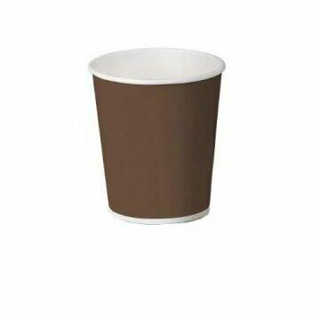 50 Bicchieri Caffè 80 ml Brown