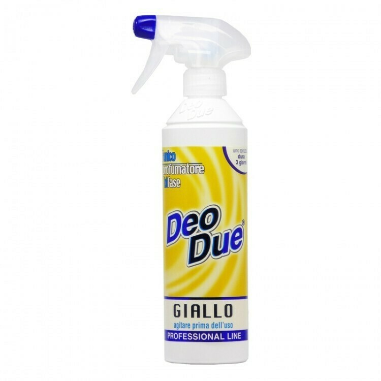 500 ml Deo Due Giallo