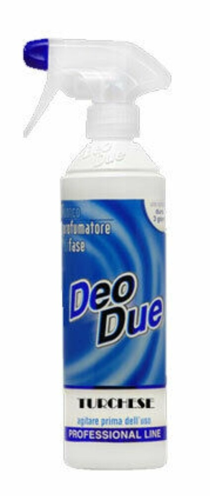 500 ml Deo Due Turchese
