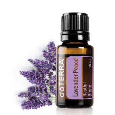 dōTERRA Lavender Peace Restful Blend 15ml
