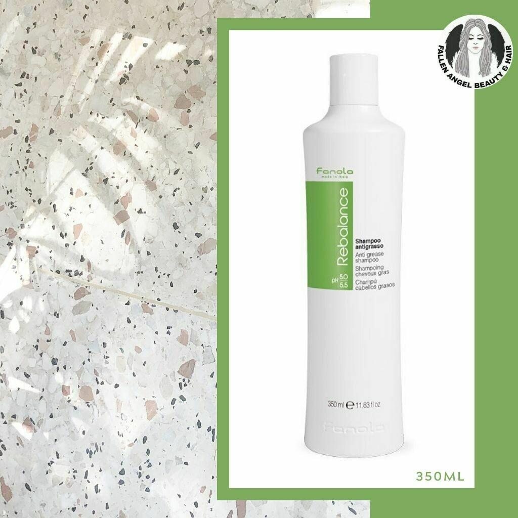 Fanola Rebalance Anti-Grease Shampoo 350ml