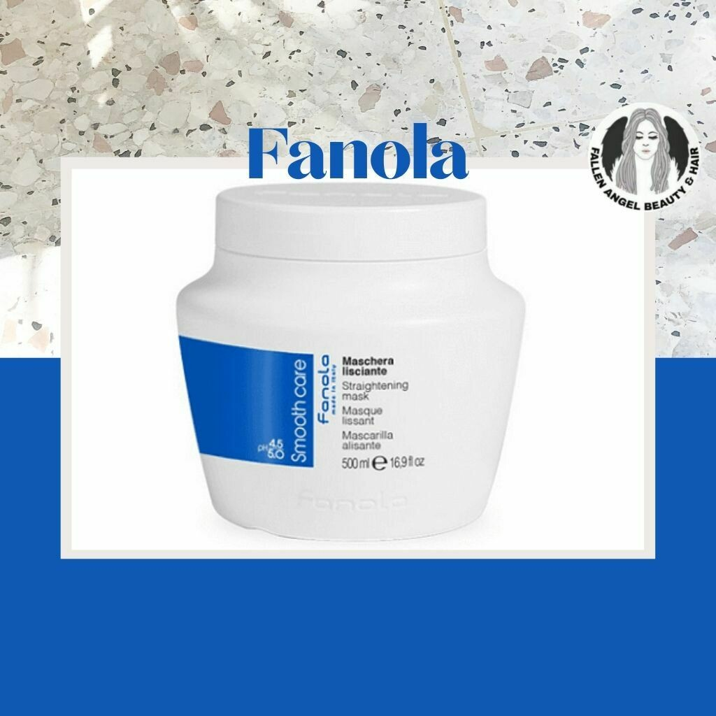 Fanola Smooth Care Straightening Mask 500ml