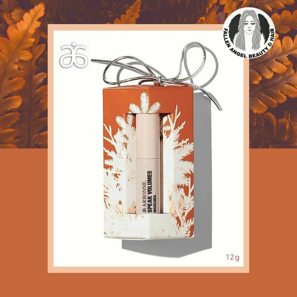 Arbonne Holiday Edition! Speak Volumes Mascara Ornament