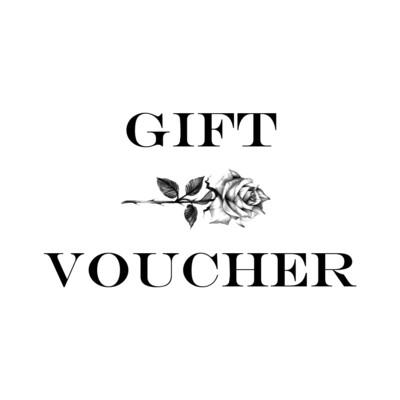 Gift Voucher & complementary Print Set