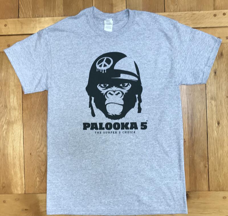 Palooka 5 T-shirt LARGE