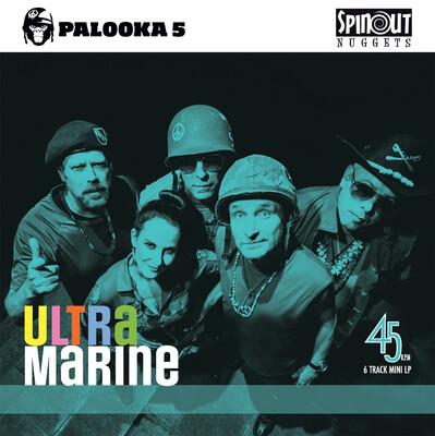 **ULTRA MARINE MINI LP - VINYL**