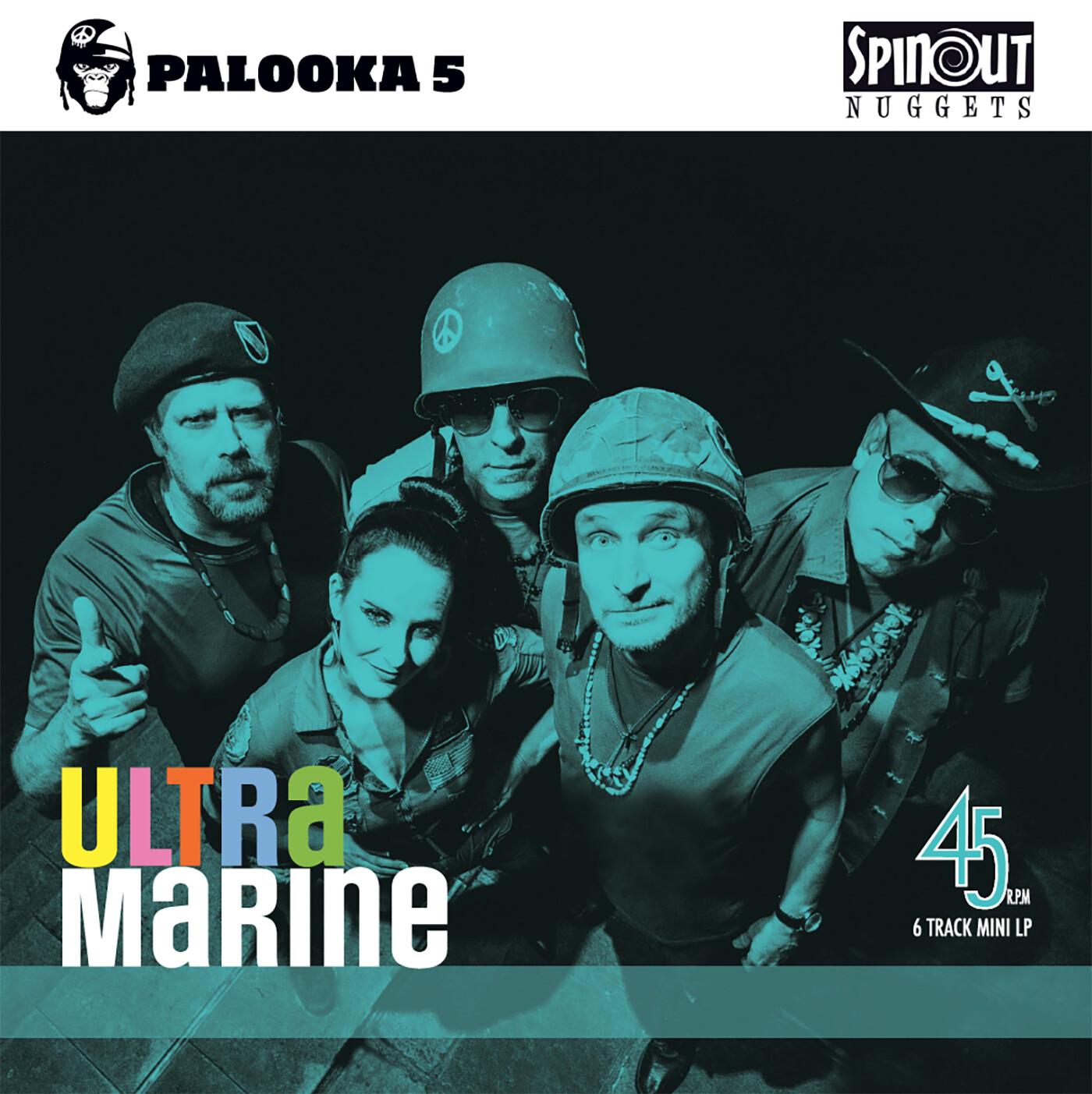 **ULTRA MARINE MINI LP - CD**