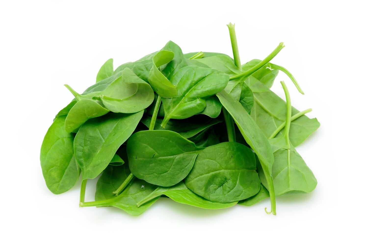 Organic Baby Spinach (2.5oz clam shell)