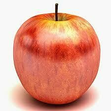 Jersey Fuji Apples