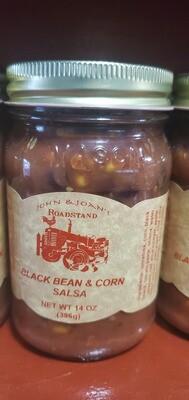 Black Bean & Corn Salsa (14 oz)