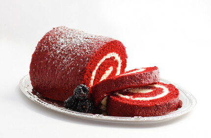 Red Velvet roll