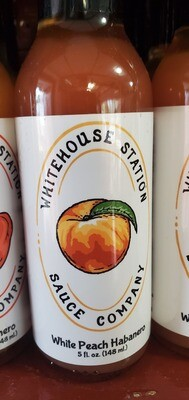 White Peach Habanero (5 oz.)