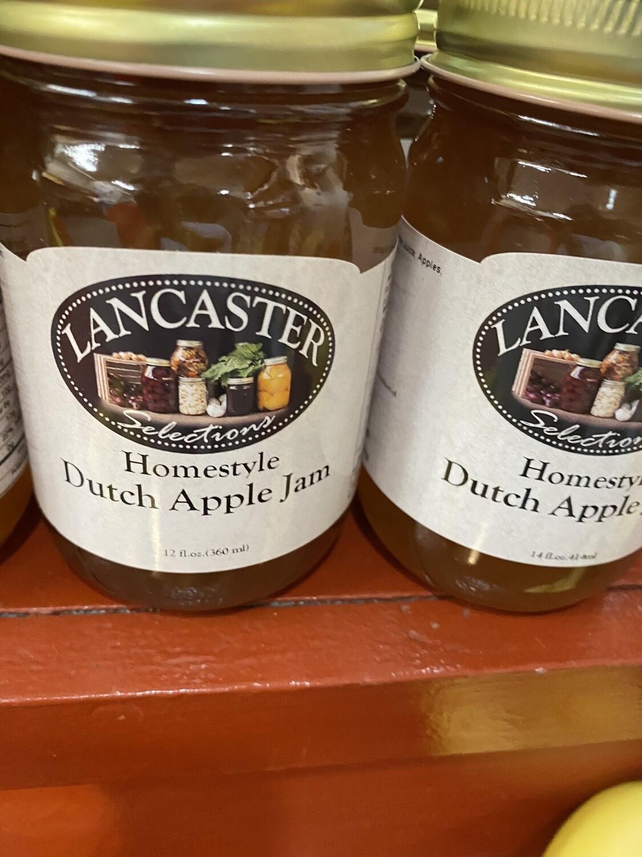 Homestyle Dutch Apple Jam 12 oz.