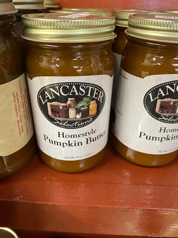 Pumpkin Butter 9 oz.
