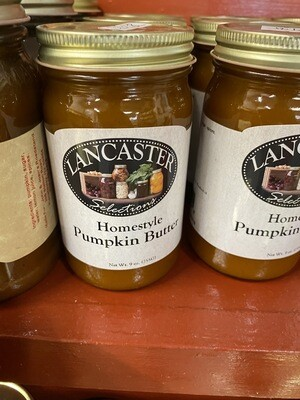 Pumpkin Butter 9 oz.
