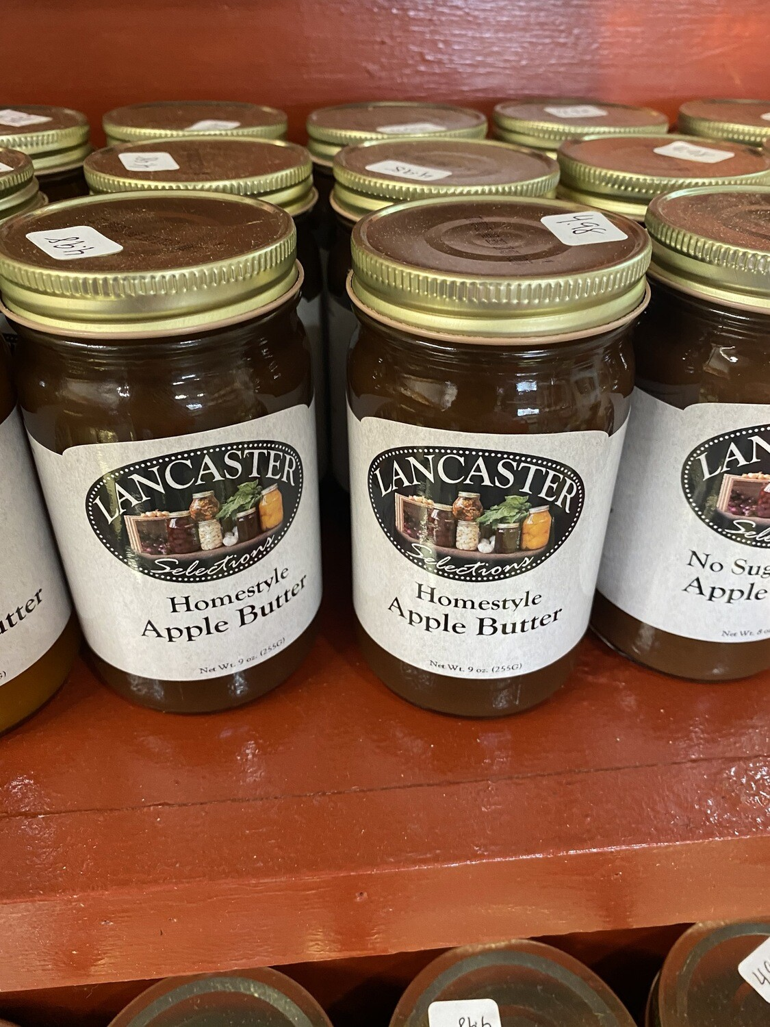 Homestyle Apple Butter 9 oz.