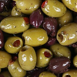 Pickle-Licious Mediterranean Olives (1/2 Pint)