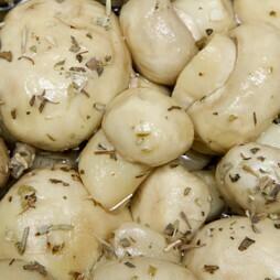 Pickle-Licious Marinated Mushrooms (1/2 Pint)