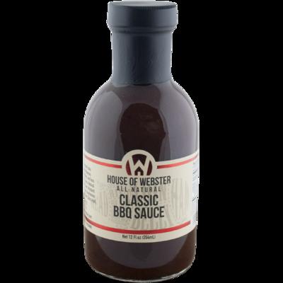 12 oz Classic Barbecue Sauce