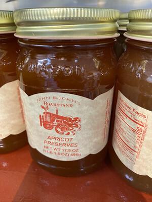 Apricot Preserves 17.5 oz