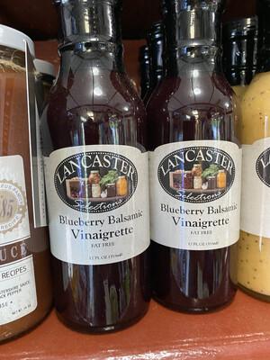 Blueberry Balsamic Vinaigrette 12 oz