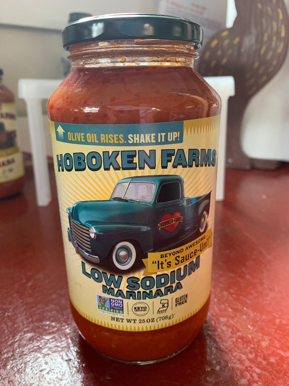 Hoboken Farms Low Sodium Marinara Sauce