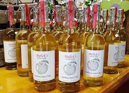 Melick's Sparkling Cider (Jersey)