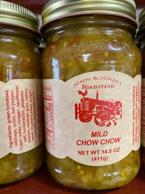 Mild Chow Chow 14.5 oz