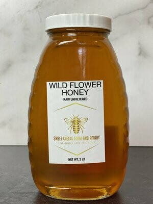Wild Flower Honey (2 lb.)