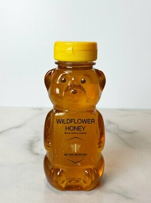 Wild Flower Honey Mama Bear (12 oz.)