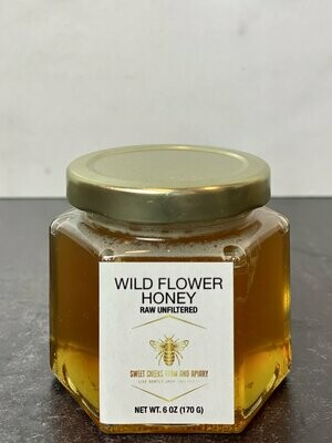 Wild Flower Honey (6 oz.)