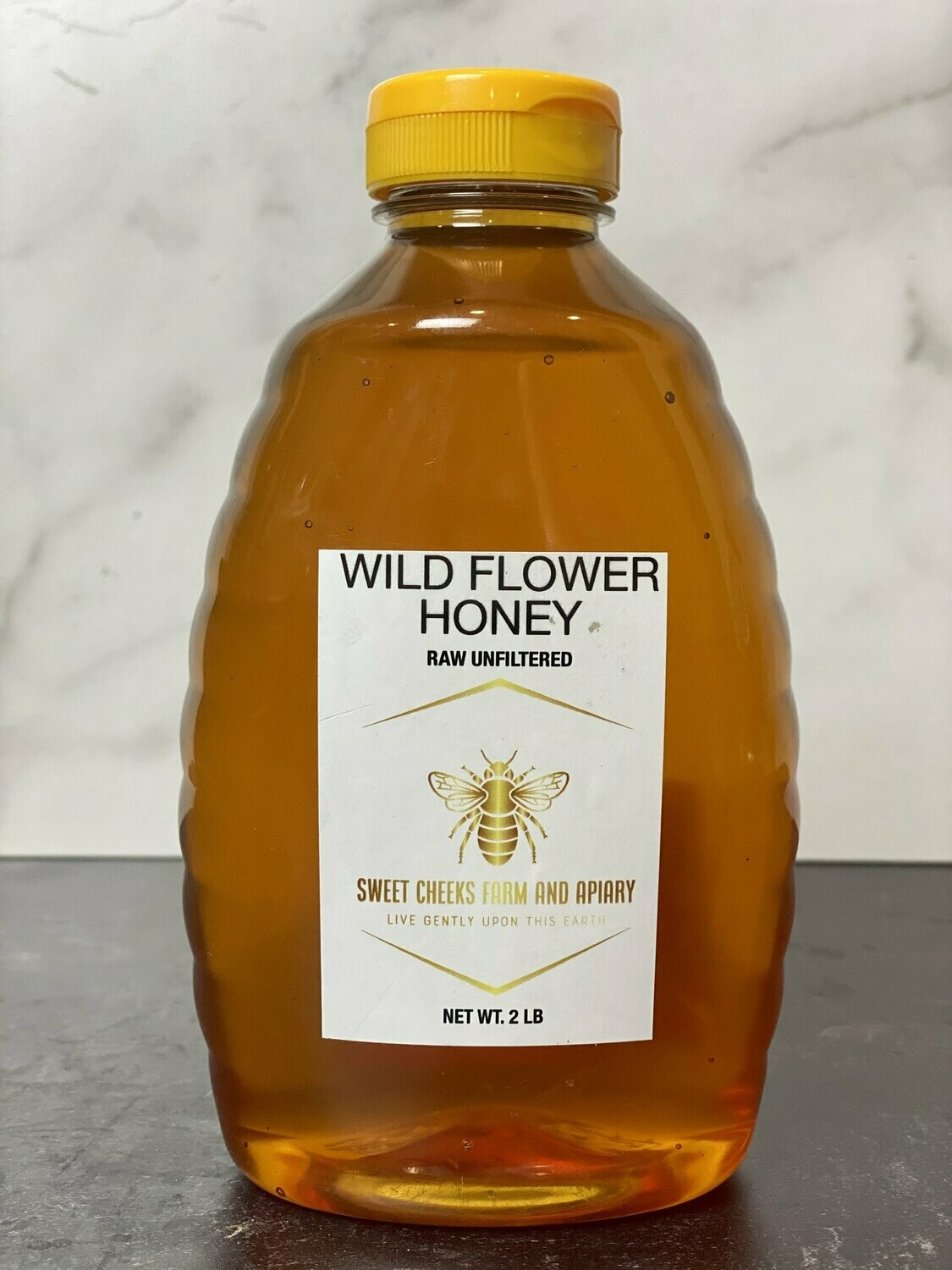 Wild Flower Honey (2 lb.)