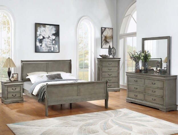 Full Louis Philip Bedroom set- Youth **FALL SALE**