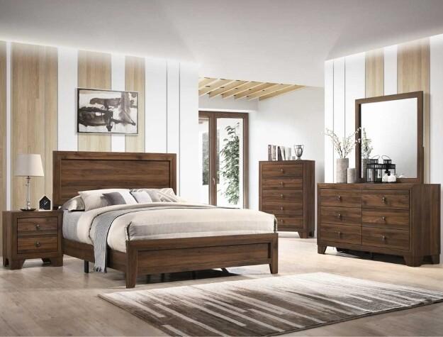 Millie Queen Bedroom Set