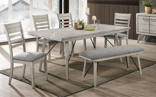 White Sand Dining Set *Website Exclusive*