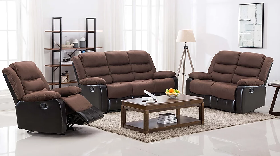 Miami Reclining Living Room Set