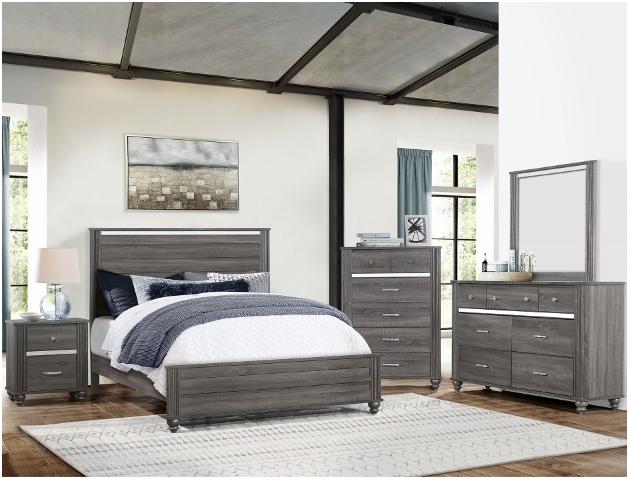 Gaston Bedroom Set