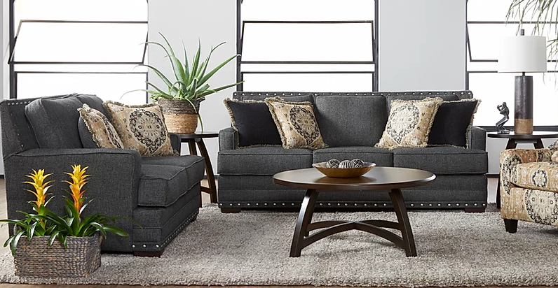 Malcan Raven Living Room Set